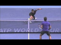 Tenis - 10 najlepszych zagrań tego sezonu