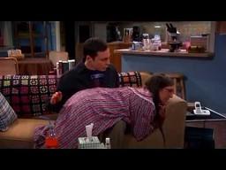 Sheldon wymierza karę