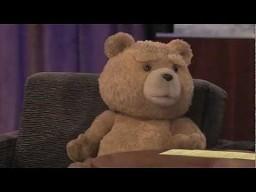 Miś Ted u Jimmego Kimmela