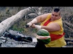 Fruit Ninja w prawdziwym świecie