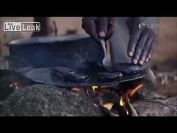 Hamburger na sposób afrykański