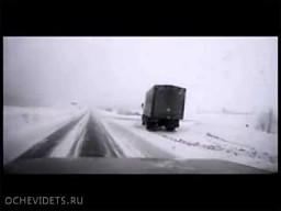 Niesamowity fart kierowcy z Rosji