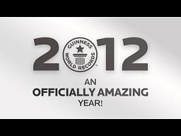Rekordy Guinnessa 2012