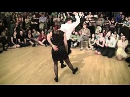 Finały w tańcu swingowym