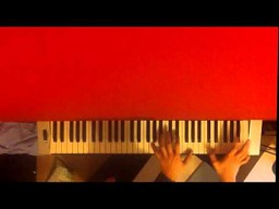 "Keyboardowy cover ""Requiem For A Dream"""