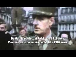De Gaulle do Polaków