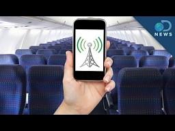 Prawda o telefonach na pokładzie samolotu