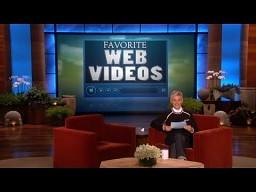 Ulubione filmiki Ellen - 2012