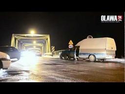 Zima zaskakuje drogowców na Dolnym Śląsku