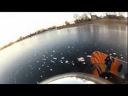 Mazury - Zimowe szaleńtwa 2012