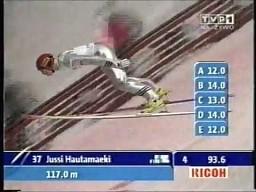 Jussi Hautamaeki oszukuje system