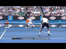 WATTS ZAP - Australian Open 2013