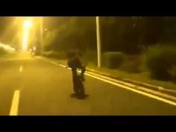 Cwaniak na rowerze