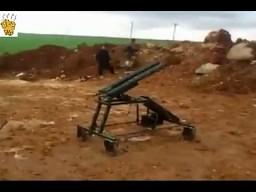 Tajna broń syryjskich wojowników