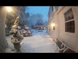 Metr śniegu w 38 sekund