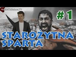 Starożytna Sparta odc. #1 - Historia i Ciekawostki Edukacji