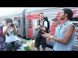 Kolej transsyberyjska - Spełnione marzenie!