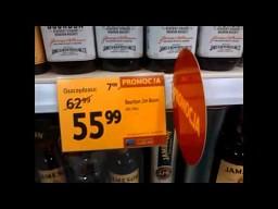 Promocja alkoholi w Tesco