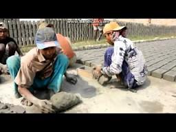 Tak się robi cegły(?) w Bangladeszu