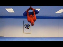 Taekwondo Spiderman