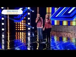 X-Factor - Monika i Milena Gordziejewskie