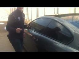 Awaryjne otwieranie BMW 645