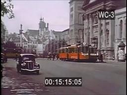 Przedwojenna Warszawa w kolorze