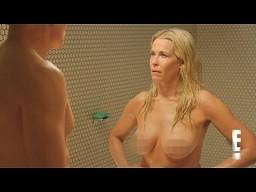 Naga walka pod prysznicem