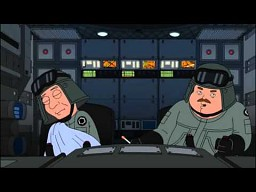 Ray Charles w Family Guy