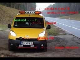 Super kamuflaż upodobnia auto ITD do GDDKiA