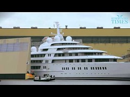 Azzam, czyli jacht za prawie 2 mld złotych