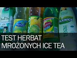 Test mrożonych herbat