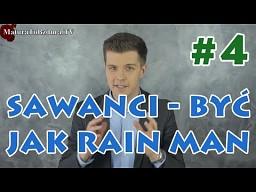 Sawanci - Być jak Rain Man