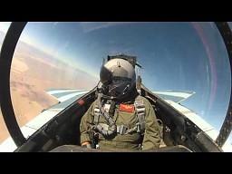 90-letni generał za sterami F-15