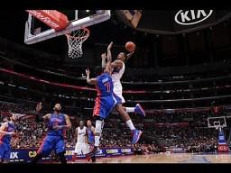 Najlepsze wsady NBA sezonu 2012-2013