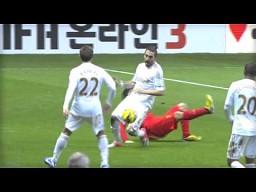 """Luis Suarez i jego """"wyczyny"""" boiskowe"""