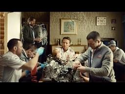 Mieszkając z zespołem Formuły 1