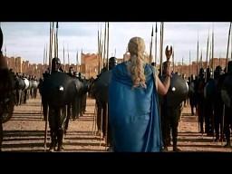 Daenerys Targaryen i Nieskalani
