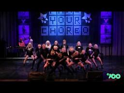 Wspaniała choreografia
