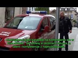 Śpiąca służba i wizyta Policji oraz mistrz parkowania