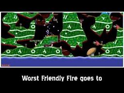 Najgorsze zagrania w historii - Worms Armageddon