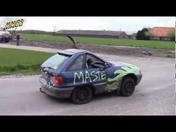 Opel Asterix testdrive