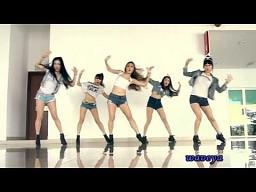 Tańczące Azjatki