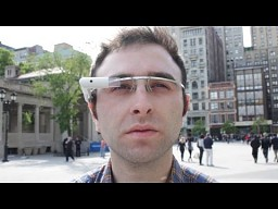 Fotograf Google Glass