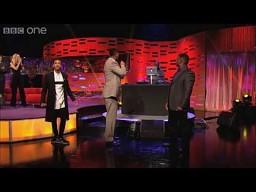 Will i Jaden Smith, DJ Jazzy Jeff i Alfonso Ribeiro rapują u Grahama Nortona