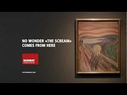 Reklama Norwegii - prosta i skuteczna