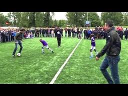 Robin van Persie - pokaz umiejętności