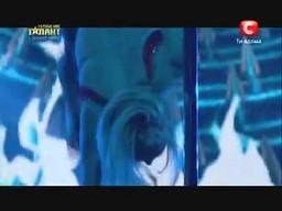 Anastazia Sokołowa tańczy dla mnie