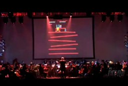 Klasyczne gry w wykonaniu orkiestry symfonicznej