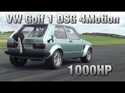 1000-konny Volkswagen Golf MK1